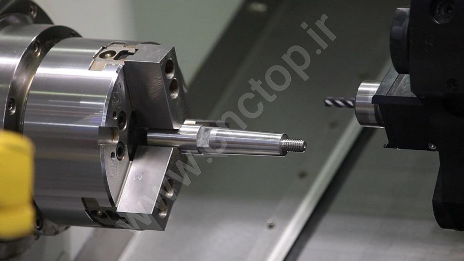 دستگاه cnc تراش کارکرده (1)