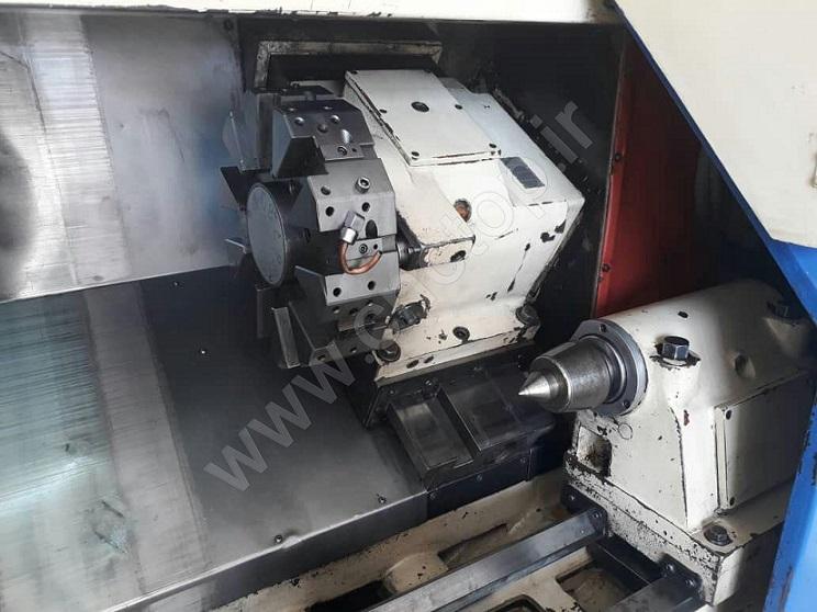 دستگاه cnc تراش کارکرده (5)