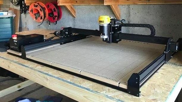دستگاه CNC چوب رومیزی