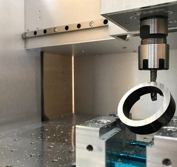 دستگاه cnc کوچک فلزات