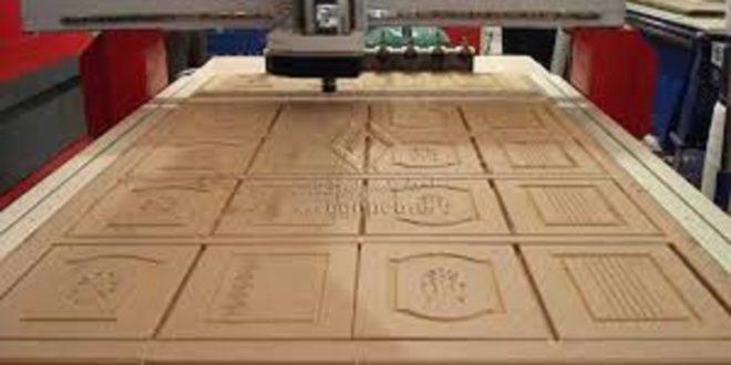 دستگاه cnc چوب کوچک درجه یک