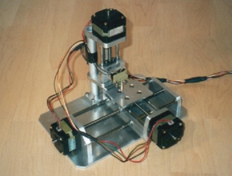 دستگاه حکاکی cnc عقیق لیزری